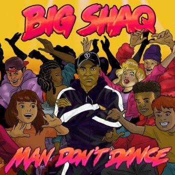 Man Don't Dance lyrics – album cover