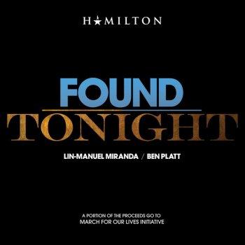 Found/Tonight by Ben Platt feat. Lin-Manuel Miranda - cover art
