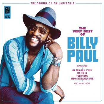 Testi Billy Paul - The Very Best Of