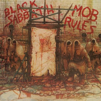 The Mob Rules (Live at Portland Memorial Coliseum, Portland, OR, 4/22/1982) - cover art