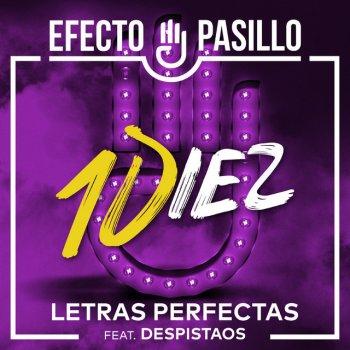 Testi Letras perfectas (feat. Despistaos)