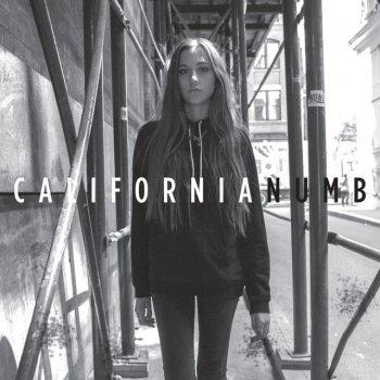 Testi California Numb