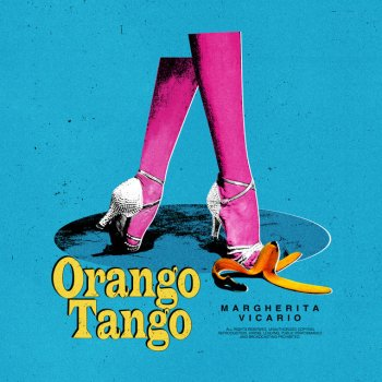 Testi Orango Tango - Single