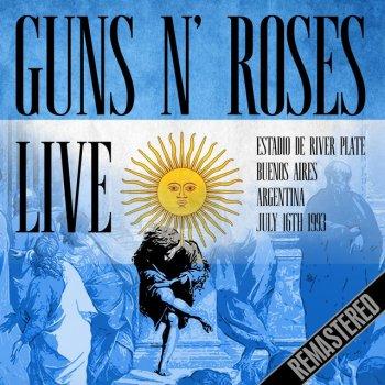 Testi Live - Estadio De River Plate, Buenos Aires, Argentina. July 16Th 1993 (Remastered)