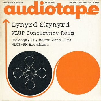 Testi WLUP Conference Room, Chicago, IL, March 22nd 1993 WLUP-FM Broadcast (Remastered)