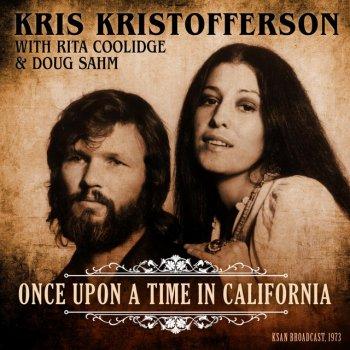 Testi Once Upon A Time In California (with Rita Coolidge & Doug Sahm) [Live 1973]