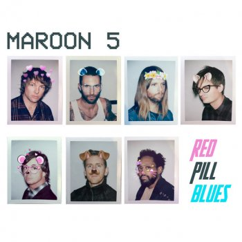What Lovers Do by Maroon 5 feat. SZA - cover art