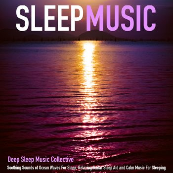 Testi Sleep Music: Soothing Sounds of Ocean Waves for Sleep, Relaxing Guitar Sleep Aid and Calm Music for Sleeping