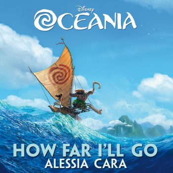 "Testi How Far I'll Go (From ""Oceania"")"