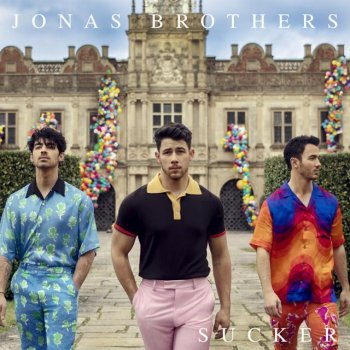 Sucker                                                     by Jonas Brothers – cover art