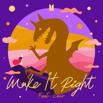 Testi Make It Right (feat. Lauv) - Single