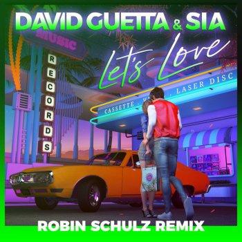 Testi Let's Love (Robin Schulz Remix) - Single