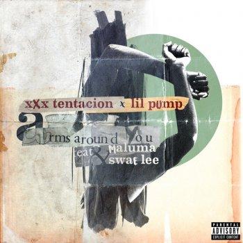 Arms Around You (feat. Maluma & Swae Lee) lyrics – album cover