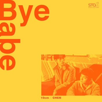Bye Babe by 10cm feat. CHEN - cover art