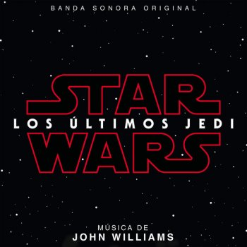 Testi Star Wars: Los Últimos Jedi (Banda Sonora Original)