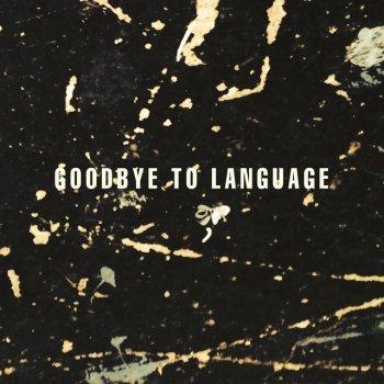 Testi Goodbye To Language