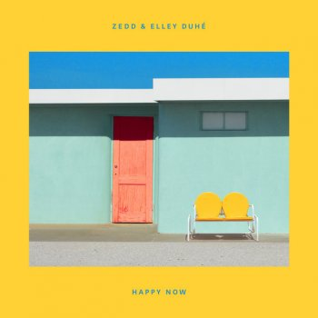 Happy Now (with Elley Duhé) lyrics – album cover