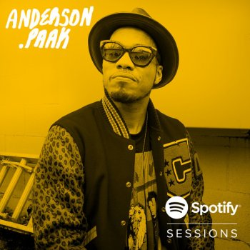 Am I Wrong - Live from Spotify House SXSW '16 by Anderson .Paak - cover art