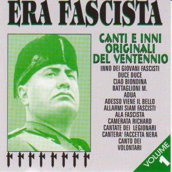 Testi Era Fascista Volume 1 (Canti Ed Inni Originali del Ventennio )