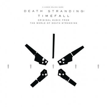 Trigger by Major Lazer feat. Khalid, Death Stranding: Timefall & Diplo - cover art