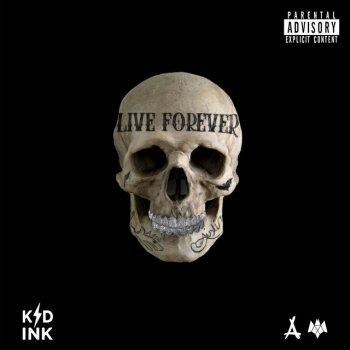 Testi Live Forever - Single