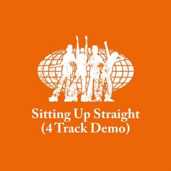 Testi Sitting Up Straight (4 Track Demo)