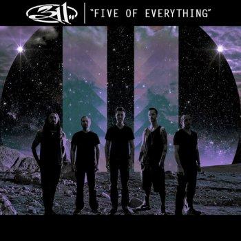 Testi Five of Everything - Single