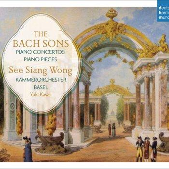 Testi The Bach Sons: Piano Concertos & Solo Pieces