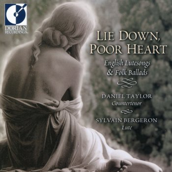 Testi Vocal and Instrumental Music (English) - Jones, R. / Dowland, J. / Campion, T. (Lie Down, Poor Heart - English Lute Songs and Folk Ballads)
