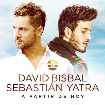 A Partir De Hoy by David Bisbal feat. Sebastian Yatra - cover art