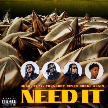 Testi Need It (feat. YoungBoy Never Broke Again) - Single