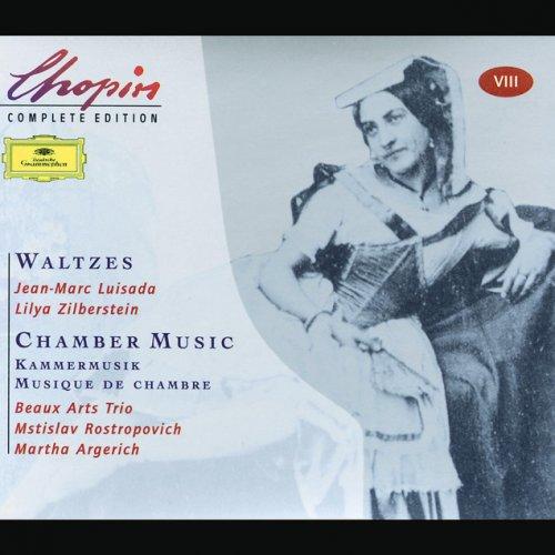 Frédéric Chopin feat  Lilya Zilberstein - Waltz in A minor