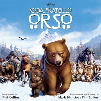 koda fratello orso spiriti degli antichi eroi