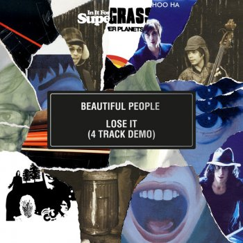 Testi Beautiful People / Lose It (4 Track Demo)