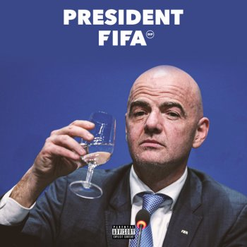 Testi Président Fifa - Single