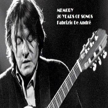 Testi Memory-20 years of songs (cover)