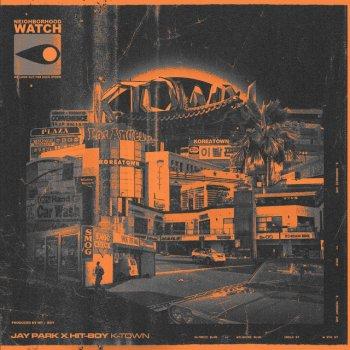 K-TOWN lyrics – album cover