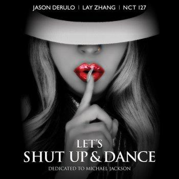 Let's SHUT UP & DANCE lyrics – album cover