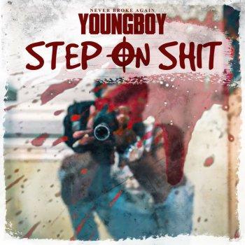 Testi Step On Shit - Single