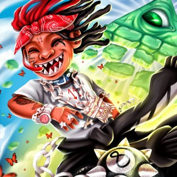1400 / 999 Freestyle by Trippie Redd feat. Juice WRLD - cover art