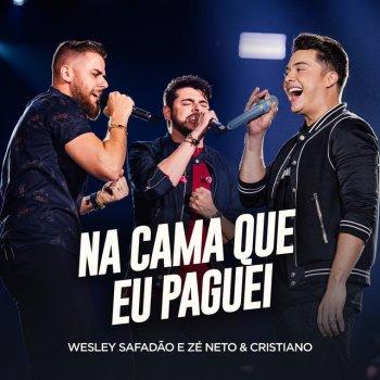 Na Cama Que Eu Paguei (ao Vivo) lyrics – album cover