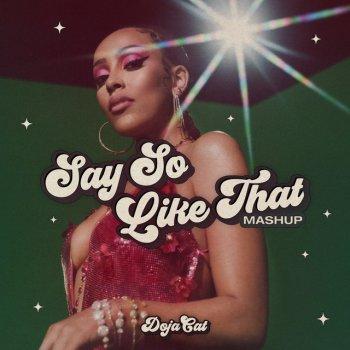 Testi Say So / Like That (Mashup) - Single