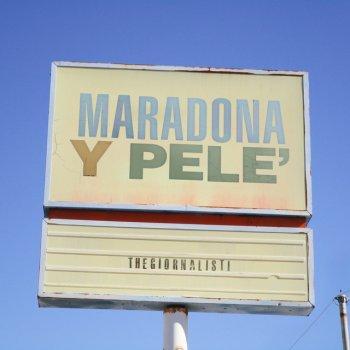Testi Maradona y Pelé