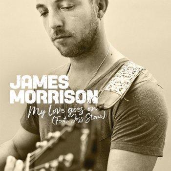 Testi My Love Goes On (feat. Joss Stone)