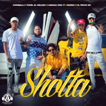 Testi Shotta (feat. Vakero & El Fecho RD) - Single