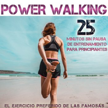 Testi Power Walking. El Ejercicio Preferido de las Famosas. 25 Minutos Sin Pausa de Entrenamiento para Principiantes