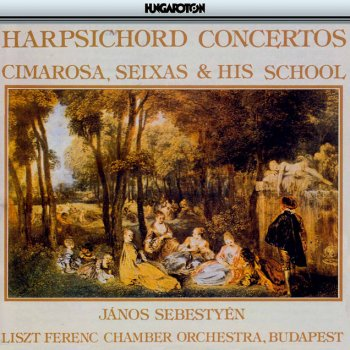 Testi Cimarosa, Seixas & His School: Harpsichord Concertos