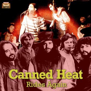 Testi Canned Heat Rides Again
