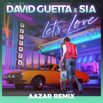 Testi Let's Love (Aazar Remix) - Single