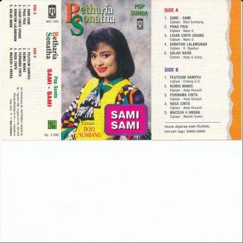 I testi delle canzoni dell'album Pop Sunda Sami Sami di Betharia